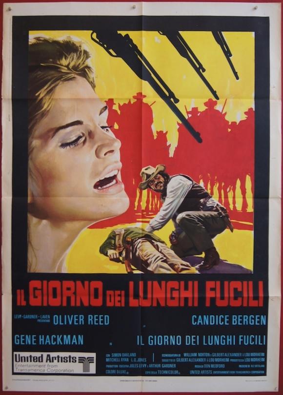 Candice Bergen gene hackman movie
