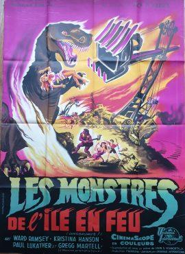 DINOSAURUS French poster