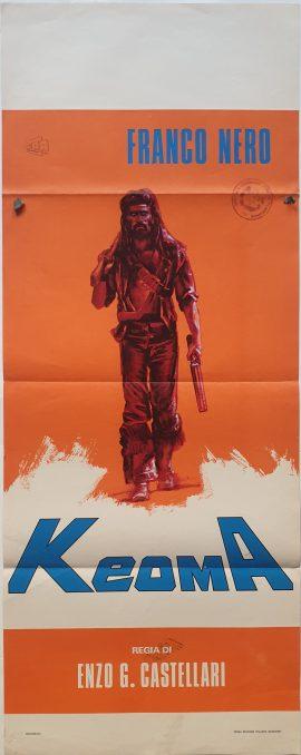 KEOMA locandina poster