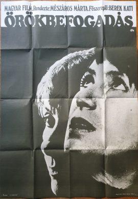 Örökbefogadás Hungarian poster