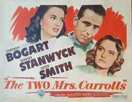 TWO MRS. CARROLL Half Sheet STYLE B