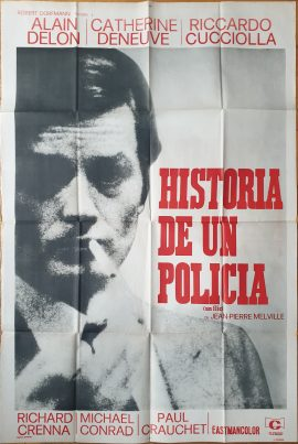 UN FLIC Argentinean movie poster