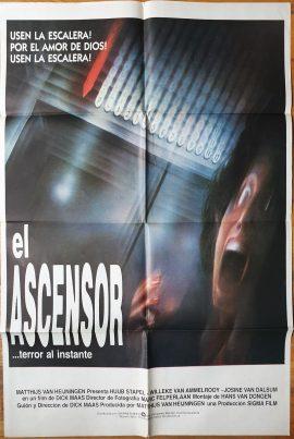 DE LIFT Argentinean movie poster