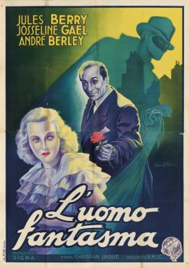 MONSIEUR PERSONNE Italian quattro foglie poster