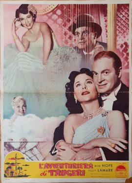 MY FAVORITE SPY Italian fotobusta poster