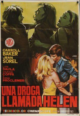PARANOIA Spanish poster