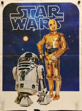 STAR WARS US commercial poster