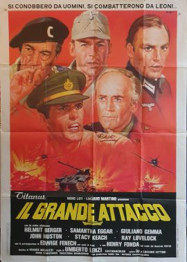 Henry Fonda Umberto Lenzi Italian poster MOVIE★INK. AMSTERDAM