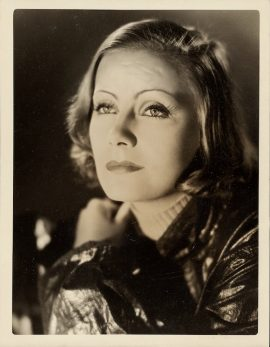 Greta Garbo in Anna Christie by Clarence Sinclair Bull