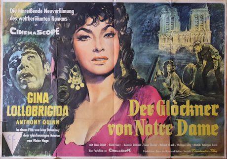 Gina Lollobrigida in Hunchback Of The Notre Dame MOVIE★INK. AMSTERDAM