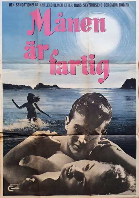 Prelude to Ecstasy Swedish poster MOVIE INK. AMSTERDAM